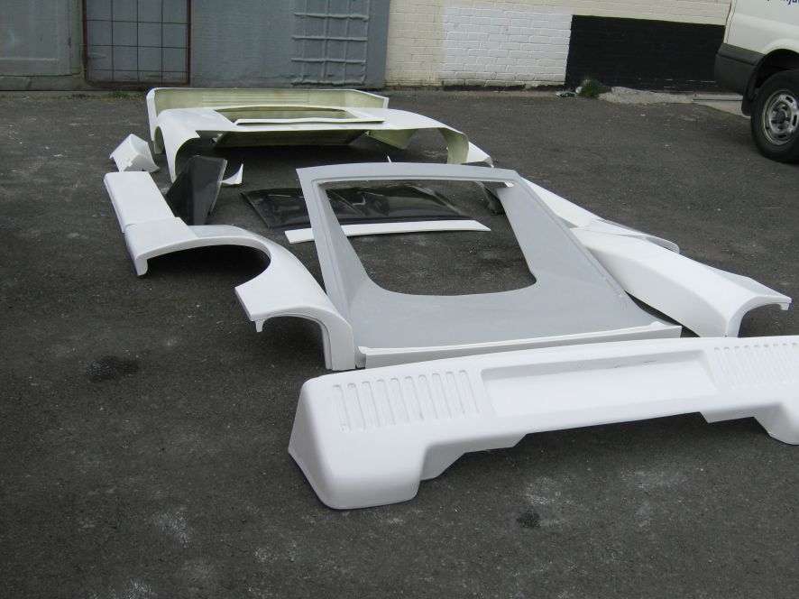 Lancia Stratos Kit Car For Sale Uk
