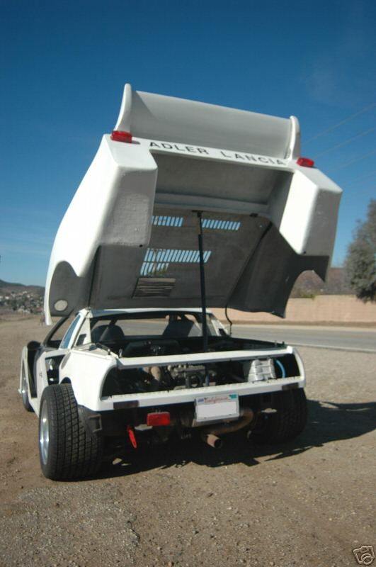 Bo Sc Rr Body Up on 1976 Lancia Scorpion Engine