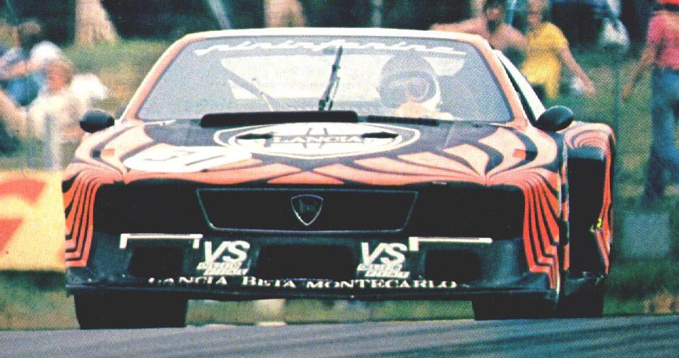 1978 Lancia Montecarlo Turbo Gruppo 5